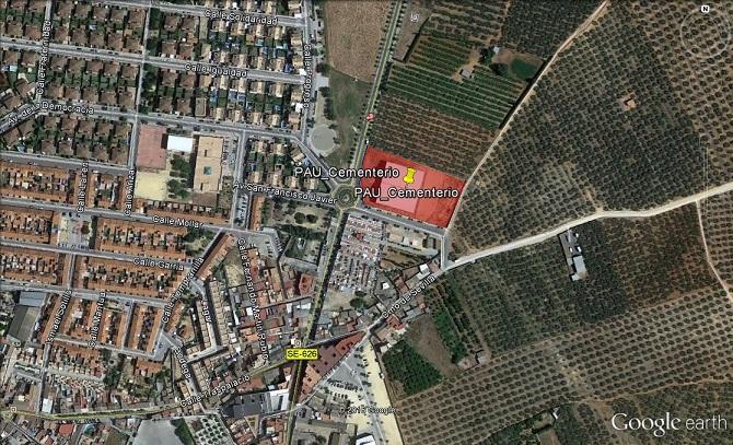 Espartinas modificaci n para facilitar comercios en suelo no urbanizable - Construir piscina en suelo no urbanizable ...