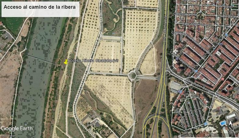 Re-conociendo el Territorio  Ribera del Guadalquivir III  Isla de Tercia  Domingo día 11 de febrero