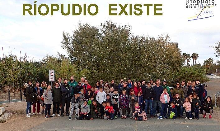 RIOPUDIO EXISTE  11ª Salida de campo Riopudio Silvestre. Censo participativo de fauna.