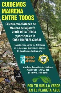 """ADTA colabora con el Ateneo de Mairena en el evento """"Cuidemos Mairena entre todos"""""""
