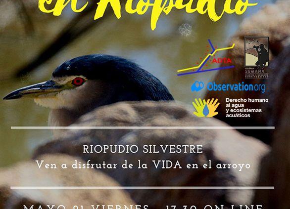 Jornadas BIODIVERSIDAD EN RIOPUDIO